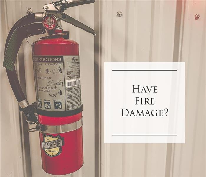 Do You Have Fire Damage?