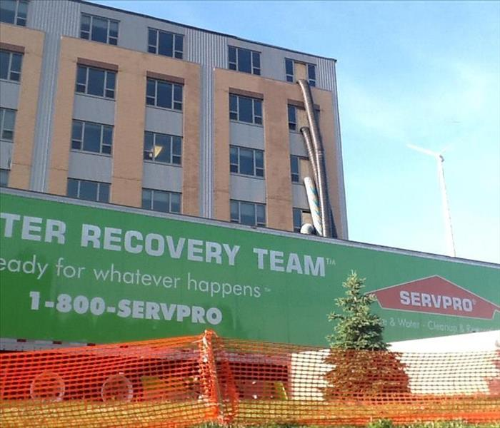 Disaster Recovery Team Trailer U of W