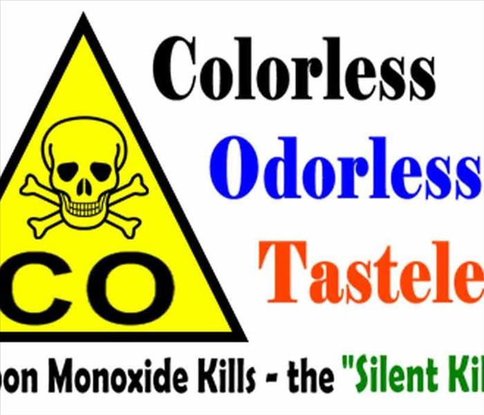General Carbon Monoxide - The Silent Killer