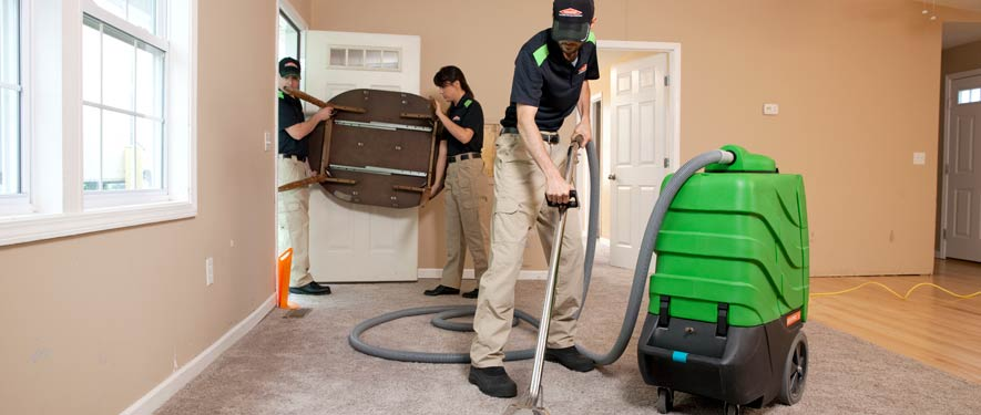 Marion, IL residential restoration cleaning